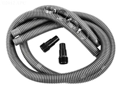 6' FLEX HOSE KIT PRC50 & PRC75 ABG 155151