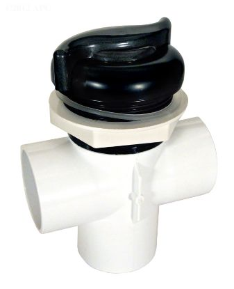 TOP ACCESS DIVERTER VALVE 2IN VERTICAL 2 PORT S STYLE 2 TONE 600-3039DSG-1B