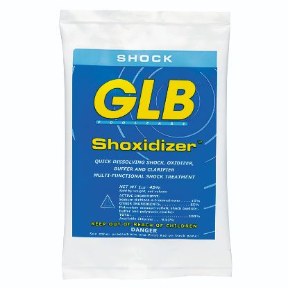 1 LB. POUCH SHOXIDIZER SHOCK CASE OF 40 GLB 71675A