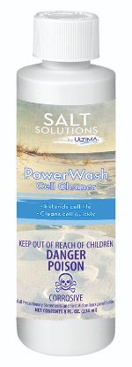 8 OZ POWER WASH CELL CLEANER 24/CS SCALE REMOVER ULTIMA 27828A