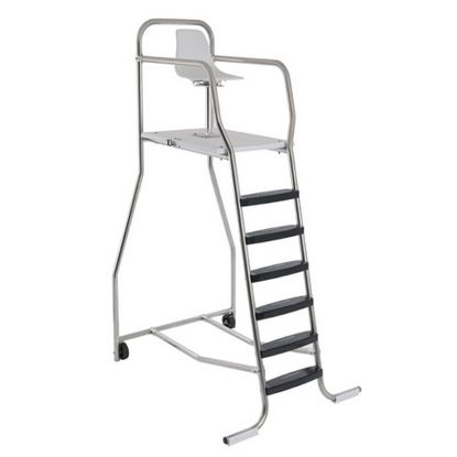 8' VISTA MOVEABLE LIFEGUARD CHAIR US48550
