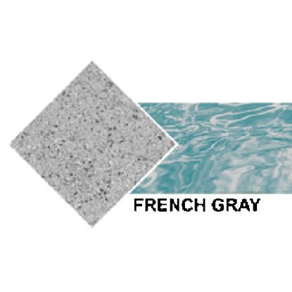 80 LB DIAMOND BRITE FRENCH GREY SGM AGGREGATE FINISH WATER  PBC-320
