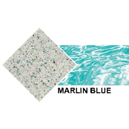 80 LB DIAMOND BRITE MARLIN BLUE SGM AGGREGATE FINISH PBC-321