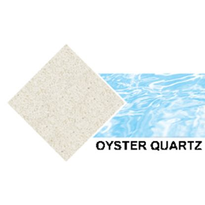 80 LB DIAMOND BRITE OYSTER QUARTZ SGM AGGREGATE FINISH PBC-318