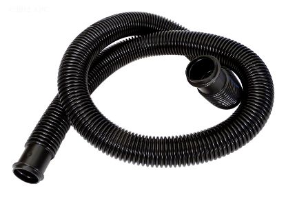 CORUGATED HOSE  BLACK 1.5IN X 6 872-9002B