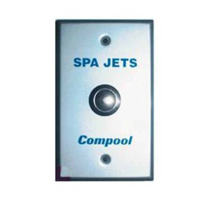 ADDITIONAL SPA JETS SWITCH PENTAIR COMMERCIAL POOL AND SPA  RCS1