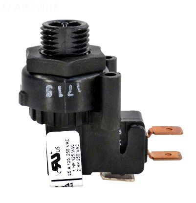AIR SWITCH MOMENTARY SPDT 20A TDI TBS302A