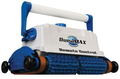 AQBOT DURAMAX RC COMM CLEANER W/120' CABLE VACUUMS SCRUBS  ADMXRCSW