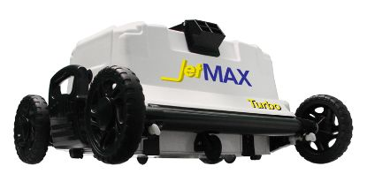 AQBOT JETMAX TURBO COMM ROBOT CLEANER W/120' CABLE VACUUMS  AJMT