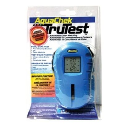 AQUACHEK TRUTEST DIGITAL TEST STRIP READER CASE OF 6 2510400