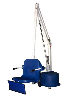 AQUATRAM 360 LIFT W/ANCHOR 500 LB. LIFTING CAPACITY 11250
