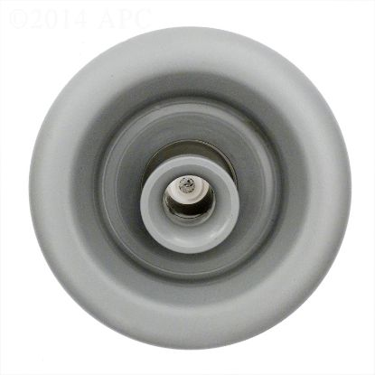 BARREL JET DIRECTIONAL NON SWIRL NOZZLE  TEXTURED  GRAY 9782WW