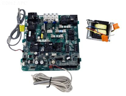 BOARD MSPA-1 & 4 REPLACEMENT KIT W/TRANSFORMER & PROBES  0201-300045