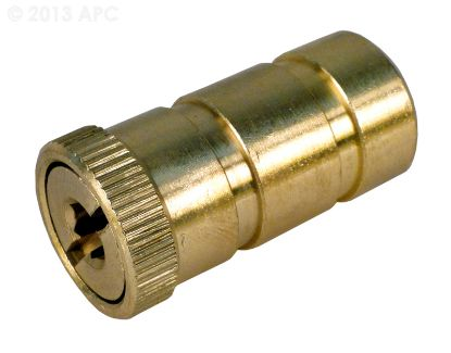 BRASS ANCHOR FOR SAFETY COVER  THREADED CANTAR GLI 99-20-9100003