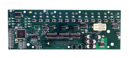 CIRC. BOARD  UNIVERSAL OUTDOOR CONTROLLER (MOTHER BOARD 520287
