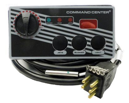 CONTROLS  3 BUTTON 240V CC3D-240-10I-00