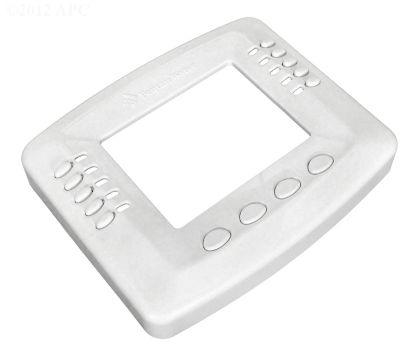 COVER PLATE - WHITE INTELLITOUCH 520273
