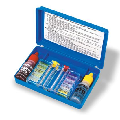 DELUXE DUAL TEST KIT 8420