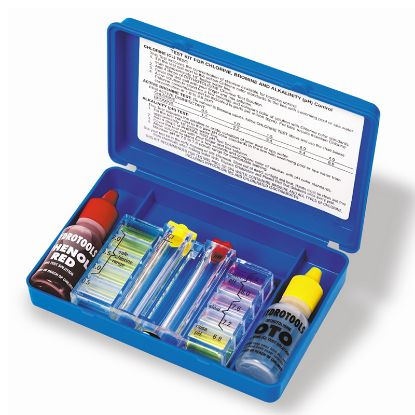 DELUXE DUAL TEST KIT 8421