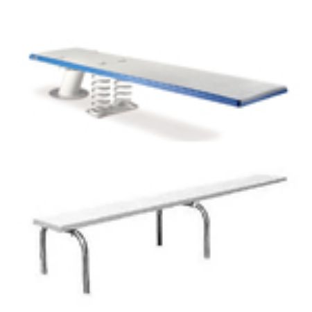 Picture for category Diving Boards & Stands