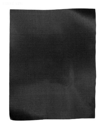 DURA MESH SAFETY COVER PATCH BLACK MERLIN 8.5IN X 11IN SELF  MLNPATBK