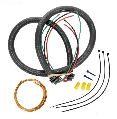 ELECTRICAL INSTALL KIT FOR CONTROLLERS E-KIT