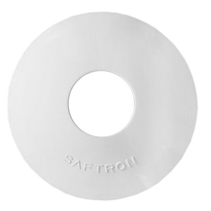 ESCUTCHEONS HIGH IMPACT POLYMER GREY PAIR SAFTRON SAESCG