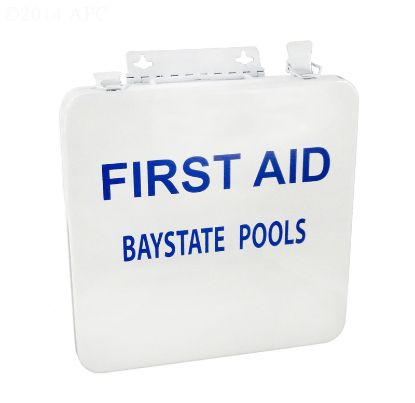 FIRST AID KIT 50 PERSON KIT 9.5IN x 13.5IN x 2.75IN STEEL  PAC6450
