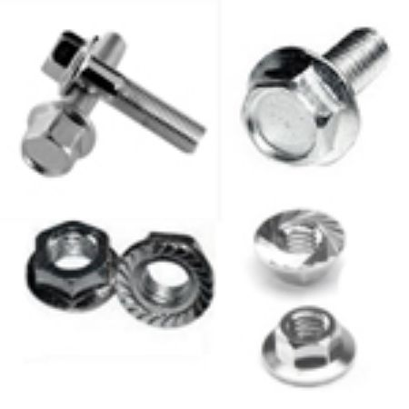 Picture for category Flange Bolts Nuts & Washers