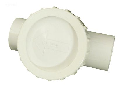 FLAPPER CHECK VALVE 1IN X 1IN TEE 600-4000