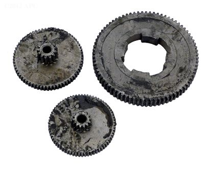 GEAR SET FOR CVA-24; SET OF 3 270077