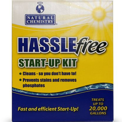 HASSLE FREE OPENING CLOSING KIT 4/CS NATURAL CHEMISTRY 8002