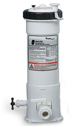 HC3315 CHLORINATOR OR BROMINATOR 1IN PLUMBING 15 LB PENTAIR  R171215