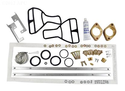 HEAT EXCHANGER HARDWARE KIT R0319105