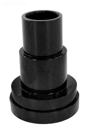 HOSE ADAPTER 1-1/2INTP - 1-1/2IN X 1-1/4IN WATERWAY 417-6041B