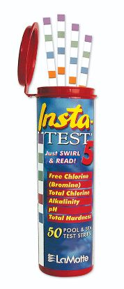 INSTA TEST 5 12PAC BLISTER CARDED BOTTLES 2977-BC-12