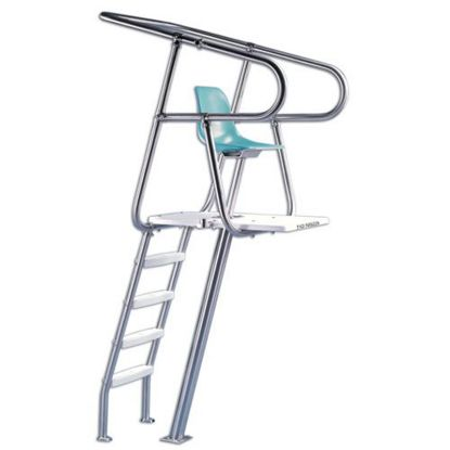 LIFEGUARD CHAIR PARAFLYTE REAR LADDER OSHA REGULATIONS  20004