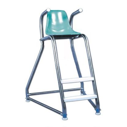 LIFEGUARD CHAIR PORTABLE 2 STEP 3 FOOT 10 INCH ABOVE DECK  20450
