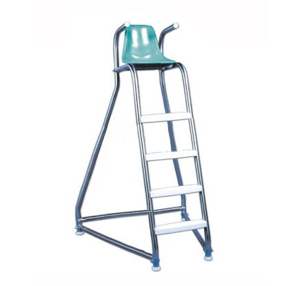 LIFEGUARD CHAIR PORTABLE 4 STEP 6 FOOT ABOVE DECK PARAGON 20401