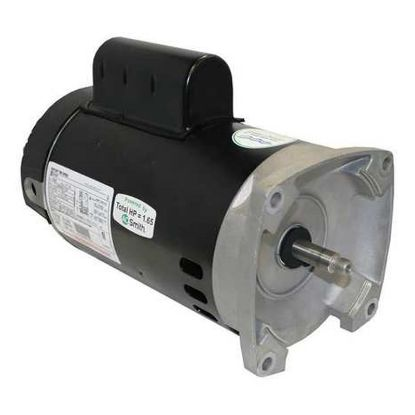 MOTOR 3/4 HP FULL 1-1/2 HP UP SQ FLANGE 2 SPD 56 FR. 115V B2981