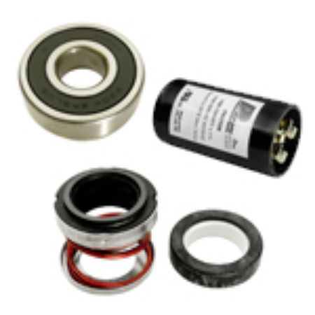 Picture for category Motor Seals, Bearings & Capacitors
