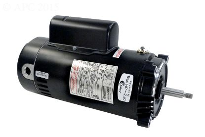 MOTOR-THREADED SHAFT 2 HP 208/230V FULL RATED ST1202