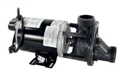 PUMP TMCP 1 HP 115V 1 SPD 48Y TUBMASTER 12.0A W/ AIR SWITCH 01710502-2000