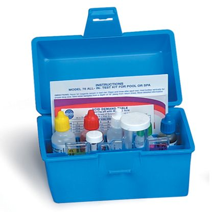 #78HR ALL-IN-ONE TEST KIT R151186