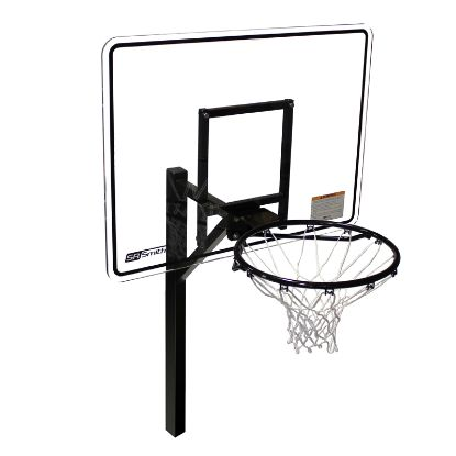 ROCKSOLID COMMERCIAL BASKETBALL GAME WITH ROCK SOLID ANCHORS S-BASK-ERS