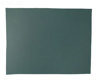 SOLID SAFETY COVER PATCH GREEN MERLIN 8.5IN X 11IN SELF  MLNPATSGR