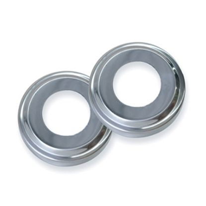 STAINLESS STEEL LADDER ESCUTCHEON (PAIR 87904
