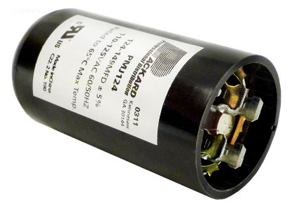 START CAPACITOR 124-149 MFD 110-125VAC BC-124