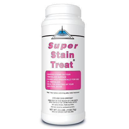 2 1/2 LB SUPER STAIN TREAT SOLUTION EACH UNITED CHEMICAL SSTC12EACH