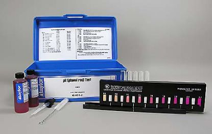 TAYLOR TEST KIT PH (PHENOL SLIDE COMPARATOR) (6.8-8.4 K-1011-J